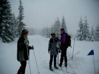 Spotkanie - na szlaku w górach