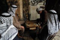 Arabowie - rynek, Jerozolima