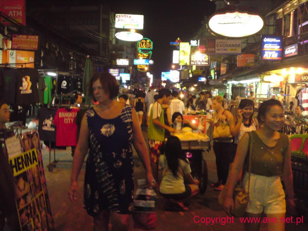 Khao Sun Road