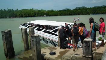 Speedboat, Ferry Ko Lipe