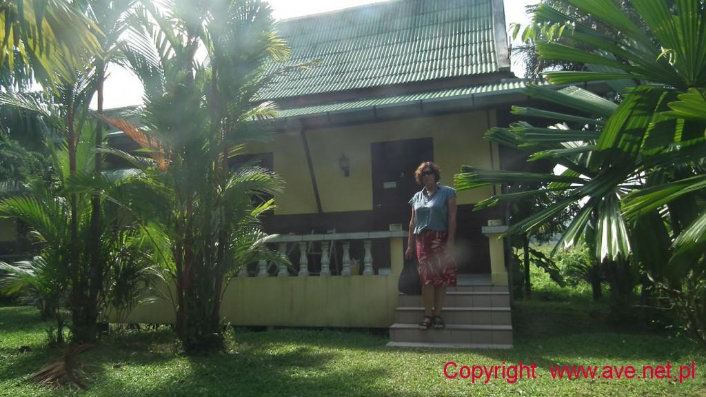 Nasz domek na Phukecie