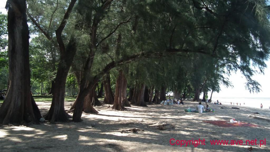 Niedzielna sielanka w parku Sirinat