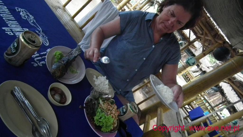Na obiad smaczna rybka